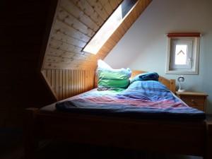 Zweites Schlafzimmer im 1. OG