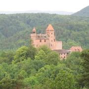Tourenvorschlag: Burg Berwartstein und Seehof